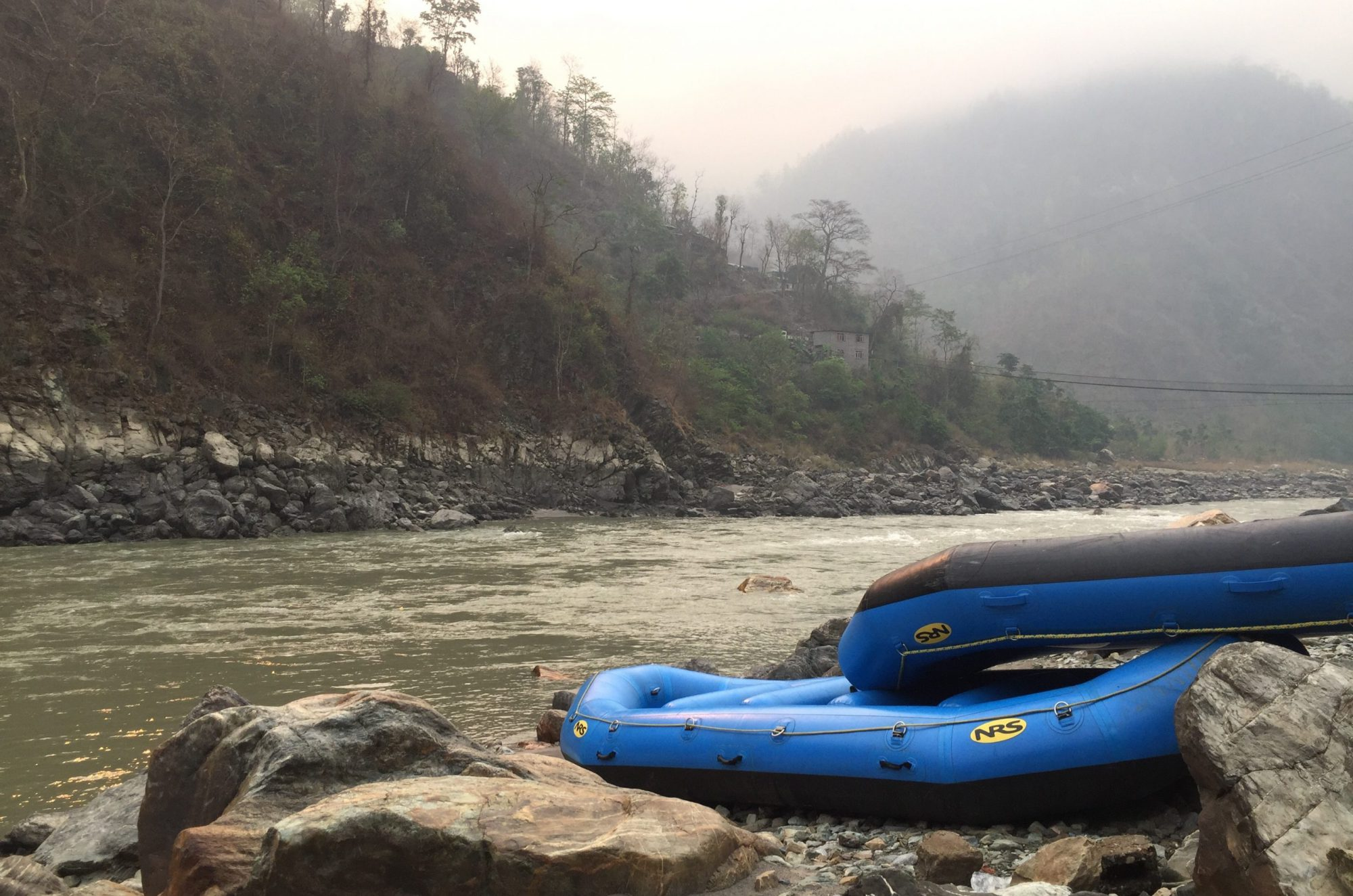 Trishuli river, Nepal